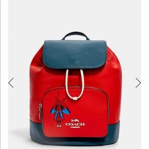 Coach Marvel Spider-Man back pack